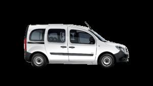 Mercedes Citan - El Hierro Car Rental.