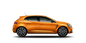 Autovermietung Red Car Rental Renault Megane Automatic. Red Line Rent a Car Tenerife.