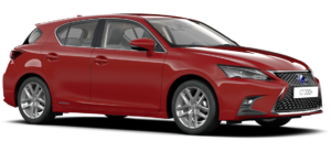 Mietwagen Lexus CT Hybrid Automatik - Autovermietung Teneriffa. Red Line Rent a Car Tenerife.