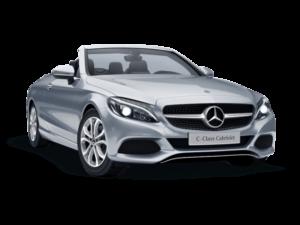 Mietwagen Mercedes C Cabrio Automatik Autovermietung Teneriffa - Car Rental Tenerife