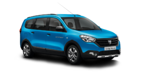 Mietwagen Dacia Lodgy 7 pax - Red Line Rent a Car