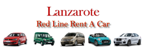 Red Line Rent a Car Banner Lanzarote 2019