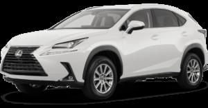 Mietwagen Lexus NX Hybrid Automatik - Lanzarote Car Rental