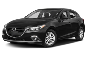 Car Rental Mazda 3 Sedan Automatic - Car Hire Lanzarote. Red Line Rent a Car Lanzarote.