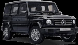 Mietwagen Mercedes G Automatik - Autovermietung Red Line Rent a Car Lanzarote
