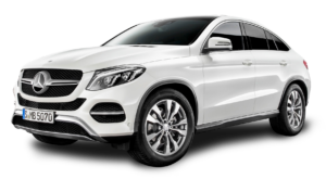 Car Rental Mercedes GLE Coupe Automatic - Car Hire Lanzarote. Red Line Rent a Car Lanzarote.