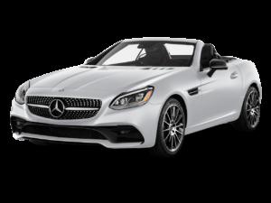 Car Rental Mercedes SLC Automatic - Car Hire Lanzarote. Red Line Rent a Car Lanzarote.