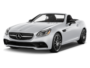 Mietwagen Mercedes SLC Automatik - Lanzarote Car Rental