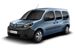 Car Rental Renault Kangoo Automatic - Car Hire Lanzarote. Red Line Rent a Car Lanzarote.