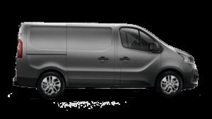 Car Rental Renault Trafic Cargo - Car Hire Lanzarote. Red Line Rent a Car Lanzarote.