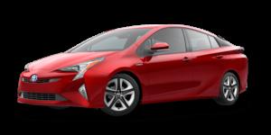 Mietwagen Toyota Prius Hybrid Automatik - Lanzarote Car Rental
