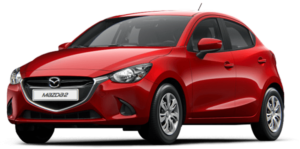Car Rental Mazda 2 - Car Hire. Red Line Rent a Car