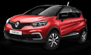 Car rental La Gomera - Renault Captur Automatic