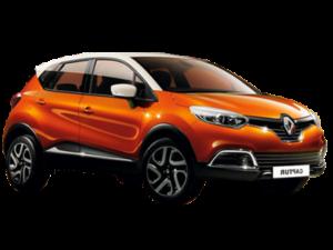 Car rental La Gomera - Renault Capture Automatic