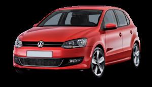 Car rental La Gomera - VW Polo Aircondition